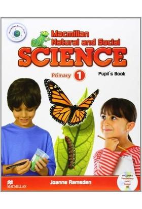 Natural And Social Science Primary 1 Macmillan Yayınları