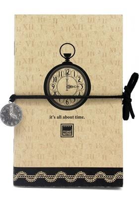 Makenotes Clock Not Defteri Mn-Cj09