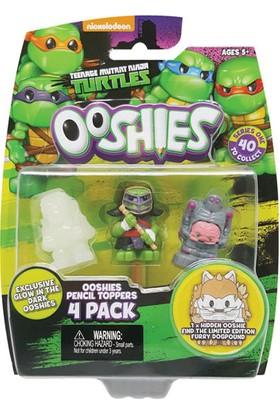 Ooshies Tmnt 4'lü Paket 9312