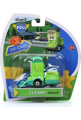 Robocar Poli Metal Araç Karakter Figürler 83151