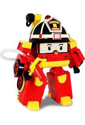 Robocar Poli Sesli Işıklı Transformers Roy Büyük Figür 83284