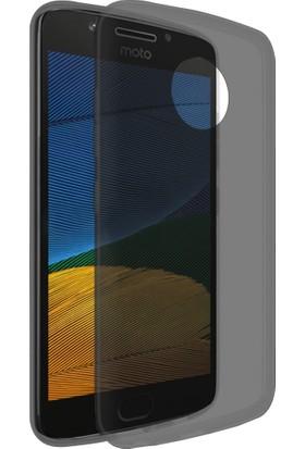 Microsonic Motorola Moto G5 Kılıf Transparent Soft