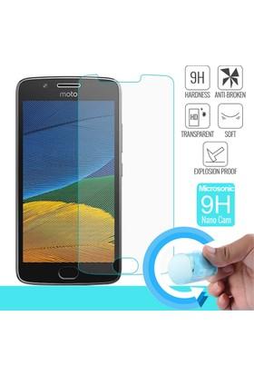 Microsonic Motorola Moto G5 Nano Cam Ekran koruyucu film