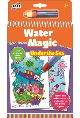 Galt Sihirli Kitap - Deniz Altında (Water Magic Under The Sea)