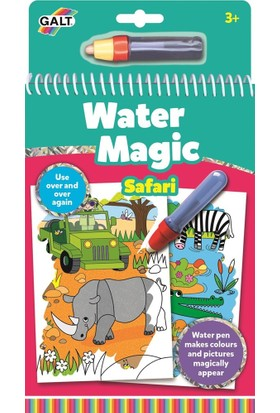 Galt Sihirli Kitap - Safari (Water Magic Safari)