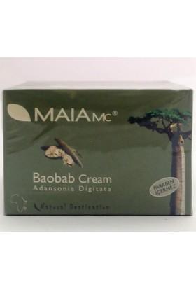 Maıa Baobab Kremi Paraben İçermez 50 ml Aktarzane