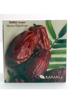 Maıa Hurma Özlü Krem Date Cream Paraben İçermez 50ml Aktarzane