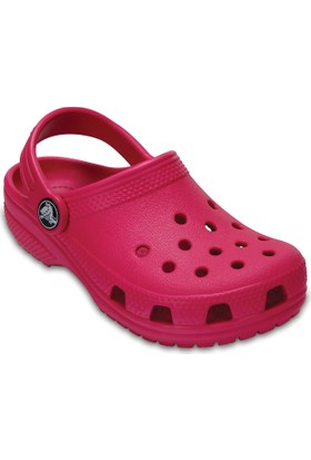 Crocs 204536 Classic Clog K Pembe Erkek Terlik