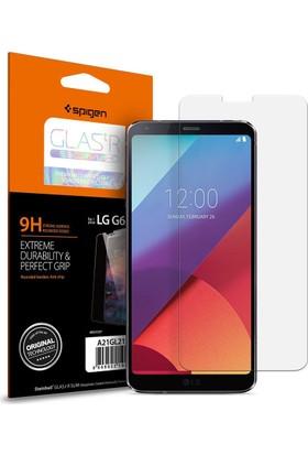 "Spigen LG G6 Cam Ekran Koruyucu ""Glas.tR SLIM HD"" - A21GL21227"