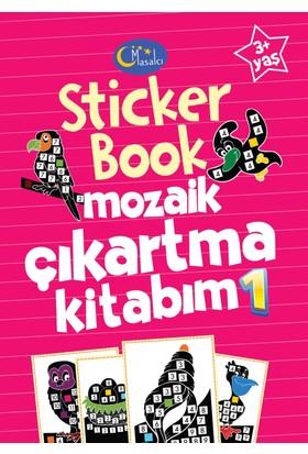 Masalcı Yayınları Sticker Book Mozaik Çıkartma Kitabım 1