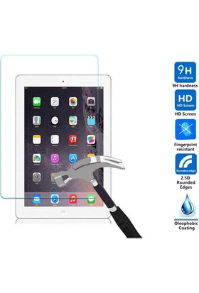 Serhan Glass Shop Apple iPad Pro 12.9 Tempered Glass Cam Koruma