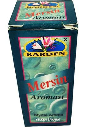 Karden Mersin Aroması