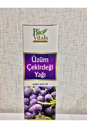 Bio Vitals Üzüm Çekirdeği Yağı 50Cc