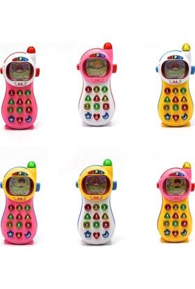 Furkan Işıklı Sesli Ekranlı İlk Telefonum