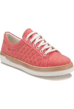 Butigo S1955 Mercan Kadın Sneaker Ayakkabı