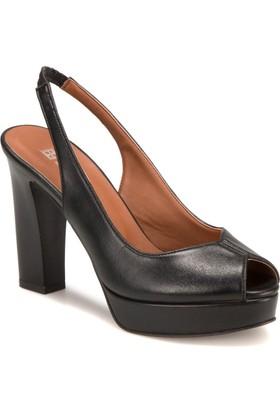 Butigo S862 Siyah Kadın 394 Ayakkabı