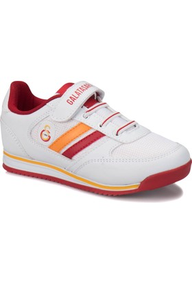 Kinetix Tramor Gs Beyaz Kırmızı Sarı Erkek Çocuk Sneaker Ayakkabı