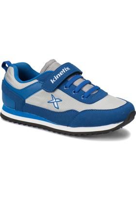 Kinetix Nakes Gri Saks Erkek Çocuk Sneaker Ayakkabı