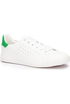 Lumberjack Betina Beyaz Kadın Sneaker Ayakkabı