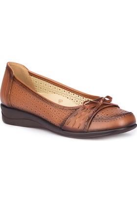 Polaris 5 Nokta 71.109610.Z Taba Kadın Ayakkabı