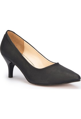 Polaris 71.307282Mz Siyah Kadın Ayakkabı
