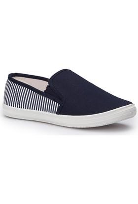 Polaris 71.353837.Z Lacivert Kadın Ayakkabı