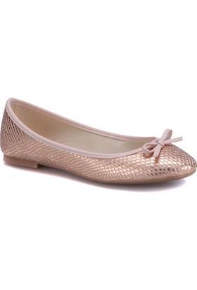 Seventeen Gsvb290 Altın Kız Çocuk Ayakkabı