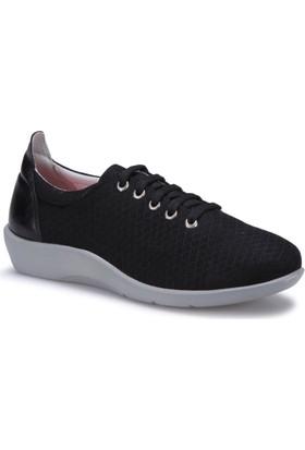 Travel Soft Trv1003 Siyah Kadın Ayakkabı