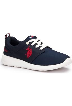 U.S. Polo Assn. Honey Lacivert Erkek Sneaker Ayakkabı