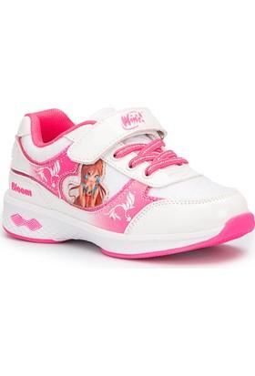 Winx Vings Beyaz Kız Çocuk Ayakkabı
