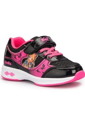 Winx Vings Siyah Kız Çocuk Ayakkabı