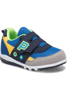 Yellow Kids Pablo Mavi Lacivert Erkek Çocuk Sport Ayakkabı