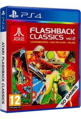 Atarı Flashback Classıcs Volume 2