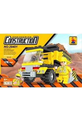 Ausini Lego Engineering Construction