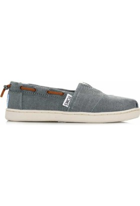Toms 10007506 Chambray Yt Bımını Çocuk Günlük Ayakkabı