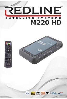 Redline M220 Full HD Mini Uydu Alıcısı