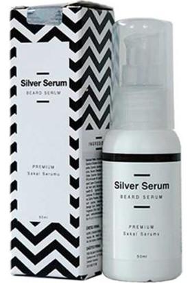 Silver Sakal Ve Bıyık Serumu