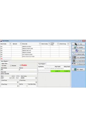 Datamedia Barkod Programı Anında Kurulum Barkodlu Satış Sistemi Makina Başı Lisans Açma Bedelli Limited Lisans