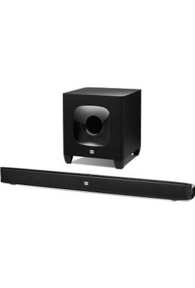 Jbl Cinema-Sb400 2.1 Kanal Kablosuz Soundbar Ve Subwoofer - Siyah