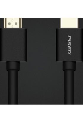 Pisen Hdmi Kablo 1.8 Metre 3D Ve 4K Destekli