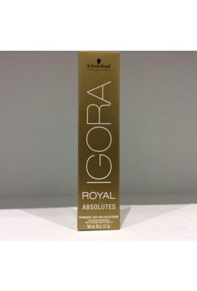 Scwarzkopf Igora Royal Saç Boyası 6-60 Koyu Kumral Doğal Çikolata