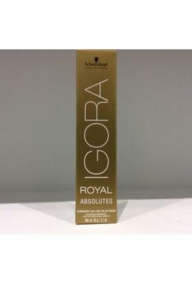 Schwarzkopf Igora Royal Saç Boyası 6-80 Koyu Kumral Doğal Kızıl 60 Ml