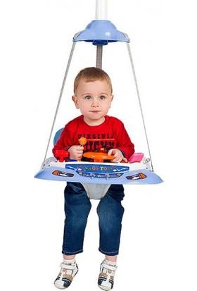 Trend Müzikli Hoppala Zıpzıp Bebek Egzersizi