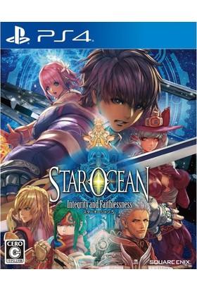 Star Ocean Integrity And Faithlessness PS4