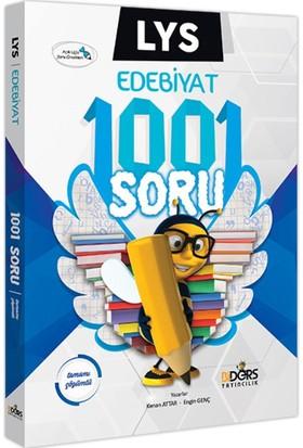 Biders Yayıncılık Lys Edebiyat 1001 Soru Tamamı Açıklamalı Soru Bankası
