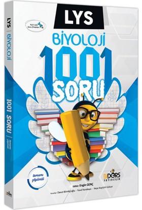 Biders Yayıncılık Lys Biyoloji 1001 Soru Tamamı Açıklamalı Soru Bankası