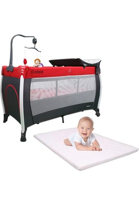 Elele Sleep & Play Dream Oyun Parkı 60 x 120 cm