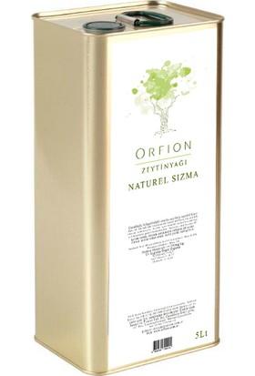 Orfion Naturel Sızma Zeytinyağı - 5 Lt