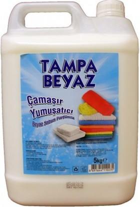 Tampa Beyaz Sabun Parfümlü Yumuşatıcı 5 Kg.