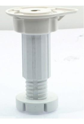 Made Mobilya Baza Ayağı Plastik 10-15 Ayarlı 4 Adet Fiyatıdır